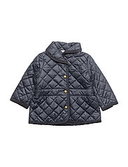 MATTE POLY-BARN JACKET-OW-JKT - COLLECTION NAVY