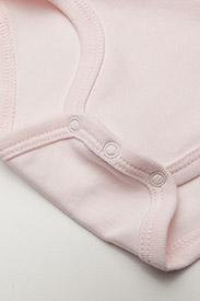 Ralph Lauren Baby - Cotton Interlock Polo Bodysuit - langärmelig - delicate pink - 2