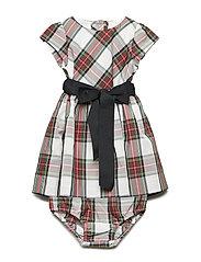 Tartan Plaid Dress & Bloomer - REGAL TARTAN
