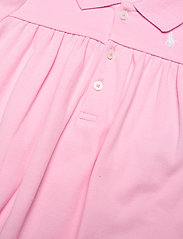 Ralph Lauren Baby - Interlock Bubble Shortall - kurzärmelige - carmel pink/white - 2