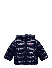 POLY PLAINWEAVE-CHANNEL JKT-OW-JKT - FRENCH NAVY