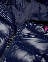 Ralph Lauren Baby - POLY PLAINWEAVE-CHANNEL JKT-OW-JKT - puffer & padded - french navy - 2