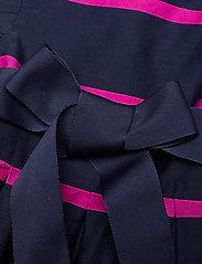 Ralph Lauren Baby - Striped Sateen Dress & Bloomer - dresses - french navy multi - 5