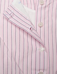 Ralph Lauren Baby - CORDED YD STRIPE-TIERED DRESS-DR-WV - dresses - pink white - 4