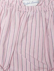 Ralph Lauren Baby - CORDED YD STRIPE-TIERED DRESS-DR-WV - dresses - pink white - 5