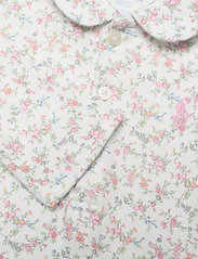 Ralph Lauren Baby - PRINTED INTERLOCK-FLORAL POLO-TP-KN - poloer - multi floral - 2