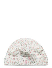 Floral Cotton Hat - MULTI FLORAL