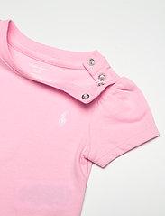Ralph Lauren Baby - Jersey Tee Bodysuit - short-sleeved - carmel pink - 2