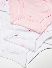 Ralph Lauren Baby - Nautical 3-Piece Bodysuit Set - kurzärmelige - delicate pink mul - 3