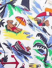 Ralph Lauren Baby - Polo Bear Tee Dress & Bloomer - kleider - nautical deco bea - 4