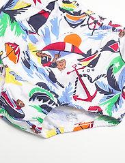 Ralph Lauren Baby - Polo Bear Tee Dress & Bloomer - kleider - nautical deco bea - 5