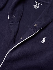 Ralph Lauren Baby - French-Rib Cotton Coverall - langärmelig - french navy - 2