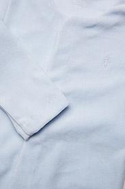 Ralph Lauren Baby - Cotton-Blend-Velour Coverall - langärmelig - beryl blue - 2