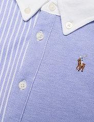 Ralph Lauren Baby - Knit Oxford Fun Shortall - kurzärmelig - harbor island blu - 2