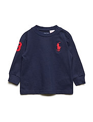 Cotton Jersey T-Shirt - FRENCH NAVY