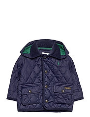 SOLID PENNY-KEMPTON CAR-OW-JKT - CRUISE NAVY