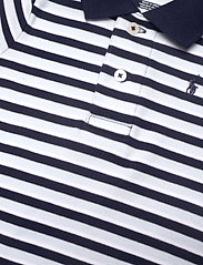 Ralph Lauren Baby - Soft Cotton Polo Shortall - short-sleeved - beryl blue multi - 2