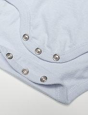 Ralph Lauren Baby - Cotton Jersey Bodysuit - kortærmede - beryl blue - 3