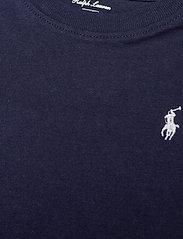 Ralph Lauren Baby - Cotton Jersey Bodysuit - kortærmede - french navy - 2