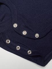 Ralph Lauren Baby - Cotton Jersey Bodysuit - kortærmede - french navy - 3