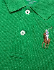 Ralph Lauren Baby - Big Pony Cotton Mesh Polo Shortall - kurzärmelig - golf green - 2