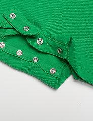 Ralph Lauren Baby - Big Pony Cotton Mesh Polo Shortall - kurzärmelig - golf green - 3