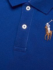 Ralph Lauren Baby - Big Pony Cotton Mesh Polo Shortall - kurzärmelig - sapphire star - 2