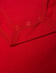 Ralph Lauren Baby - Big Pony Logo Jersey Bodysuit - short-sleeved - rl 2000 red - 3