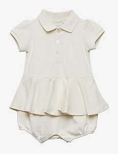MESH-PEPLUM BBBL-OP-SHA - ANTIQUE CREAM