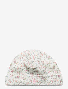 Floral Cotton Hat - mützen - multi floral
