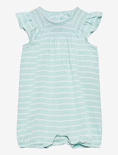 YD JERSEY-YD BUBBLE-OP-SHA - À manches courtes - crystal blue/whit