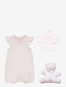3-Piece Gift Box Set - gift sets - delicate pink