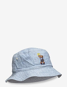 Reversible Bucket Hat - sonnenhüte - chambray