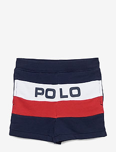 LT WT TERRY-PO SHORT-BT-SHO - shorts - newport navy