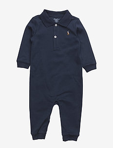 POLO COVRALL-ONE PIECE-COVERALL - FRENCH NAVY
