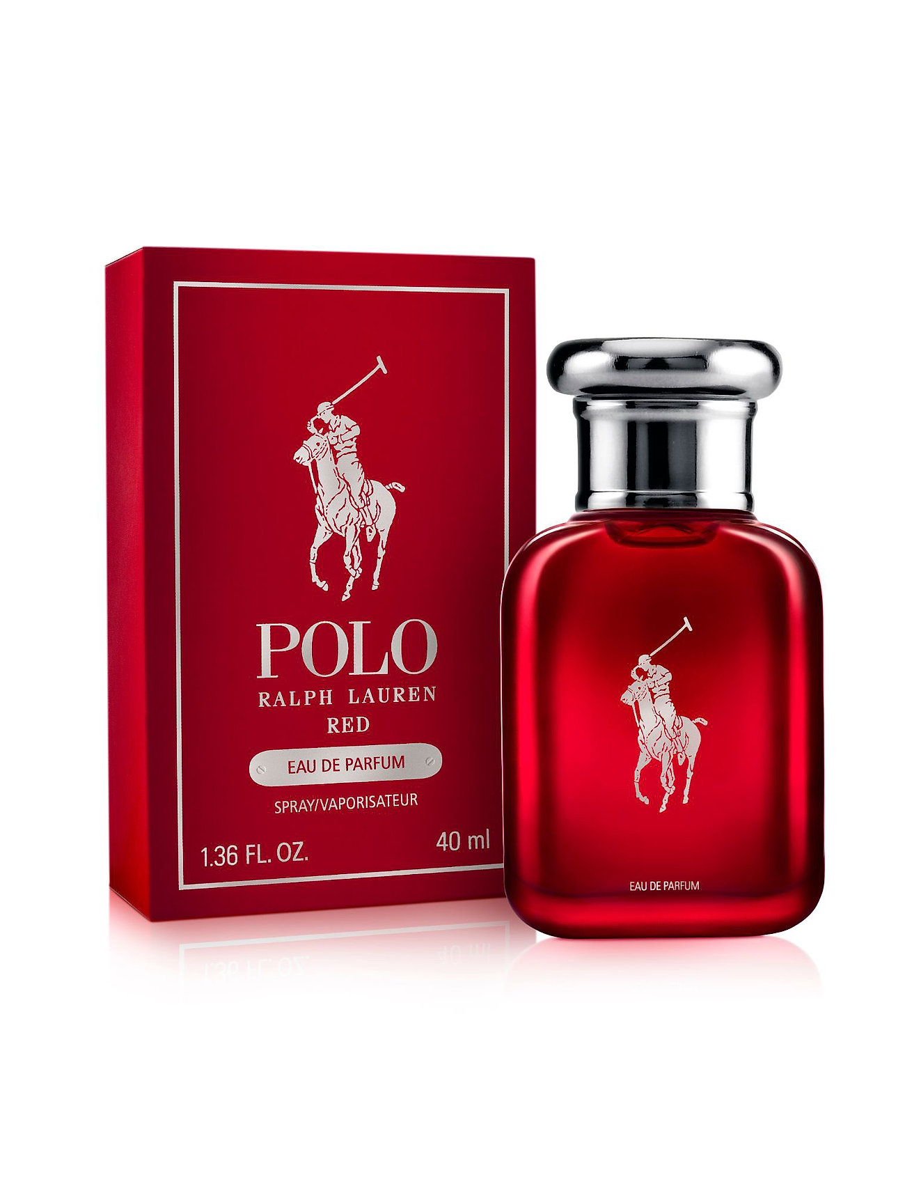 Ralph Lauren - Fragrance - Polo Red Eau De Parfum 40 ml - eau de parfum - no colour - 1