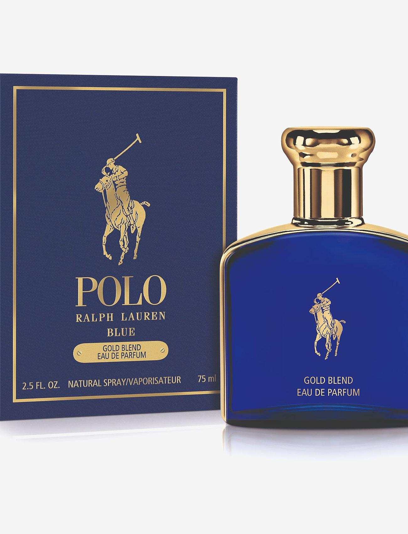 Ralph Lauren - Fragrance - Polo Blue Gold Blend EDP 75 ml - eau de parfum - no color - 1