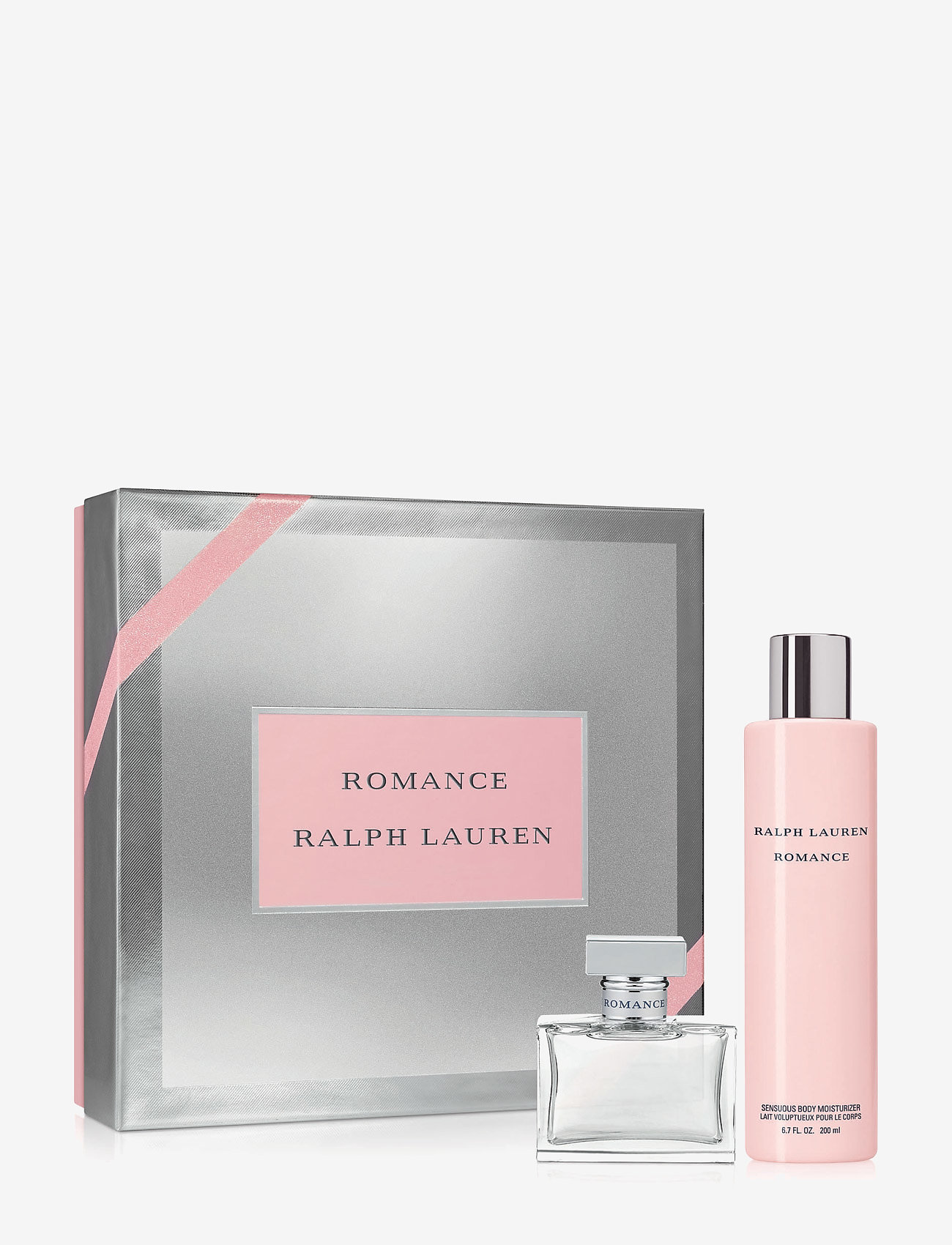 Ralph Lauren - Fragrance - Romance - tuoksusetit - clear