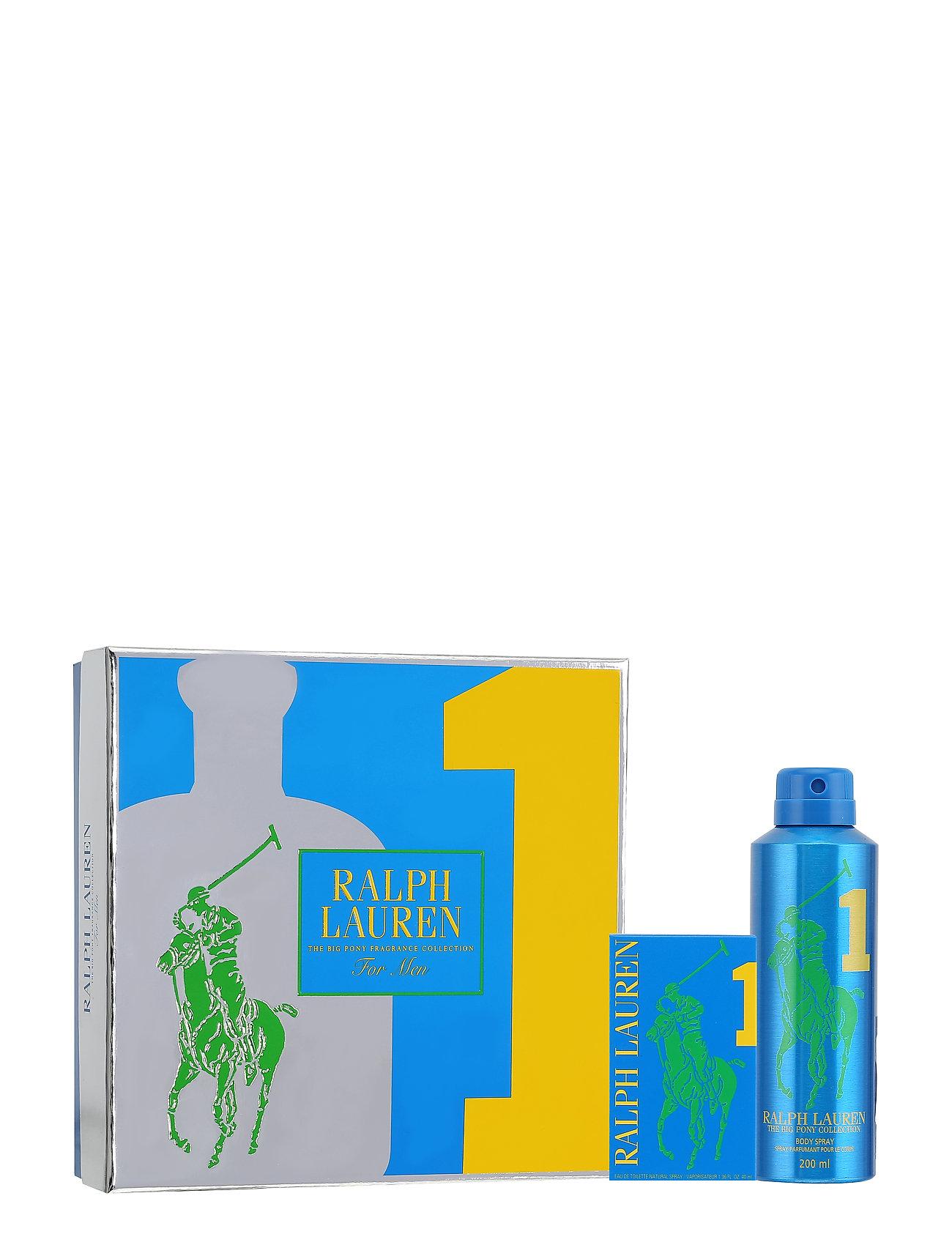 Ralph Lauren - Fragrance Big Pony Men Blue Eau de Toilette Box - NO COLOR