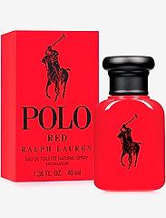 Ralph Lauren - Fragrance - Polo Red Eau de Toilette 40 ml - eau de toilette - no color code - 1