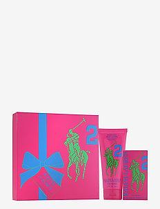 Big Pony Woman Pink Eau De Parfum Box - CLEAR
