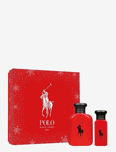 Polo Red Eau de Toilette Gift Set - presentaskar - no colour