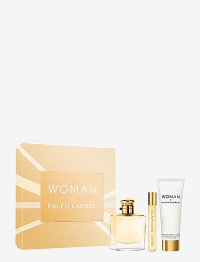 Woman 50 ml Gift box - parfymesett - no colour