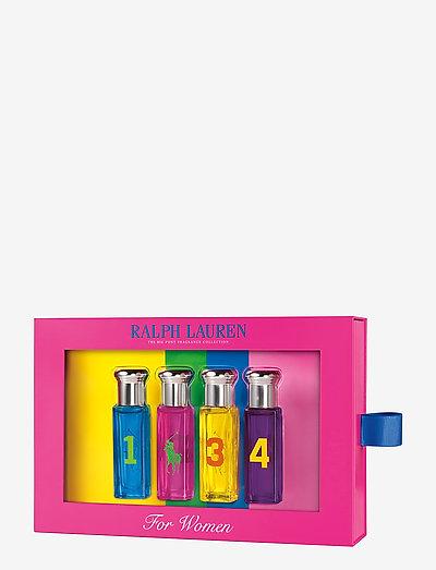 Big Pony Men Miniature Gift box - NO COLOUR