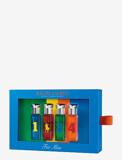 Ralph Lauren Big Pony Men Miniature Gift box - NO COLOUR