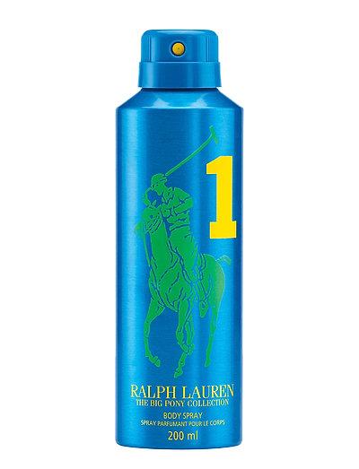 Big Pony Blue Bodyspray 200 ml - CLEAR