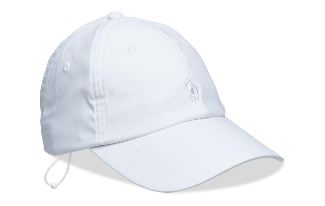 Ralph Lauren Golf Satin Golf Cap - PURE WHITE
