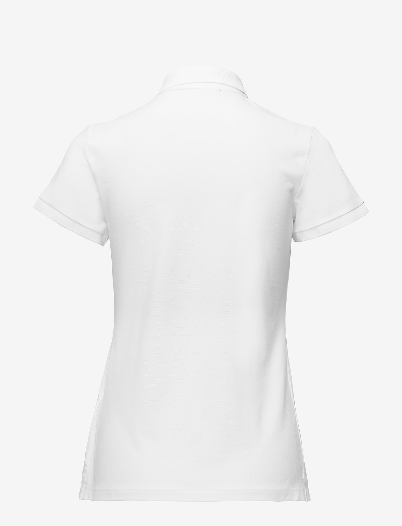 Ralph Lauren Golf - Tailored Fit Piqué Golf Polo - poloer - pure white - 1