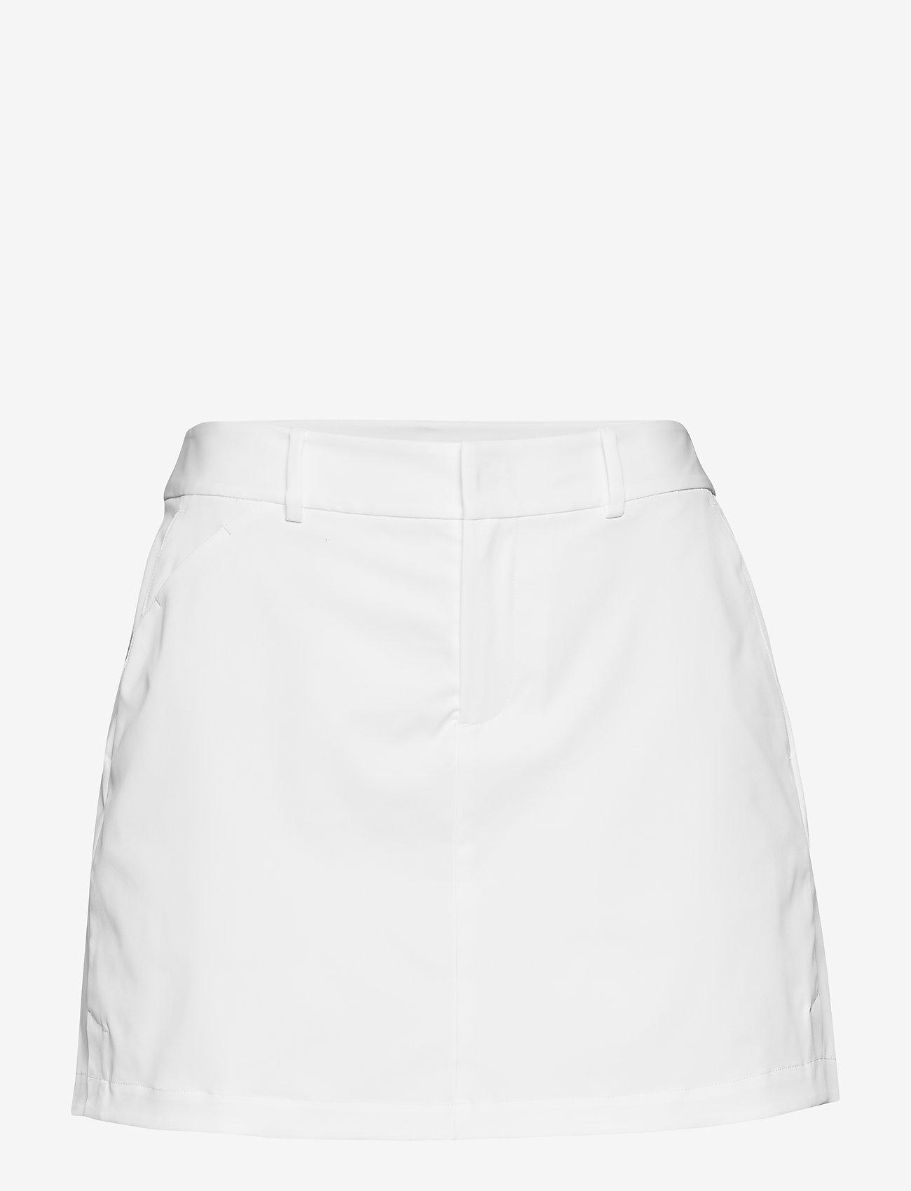 Ralph Lauren Golf - Satin Golf Skort - treningsskjørt - pure white - 0