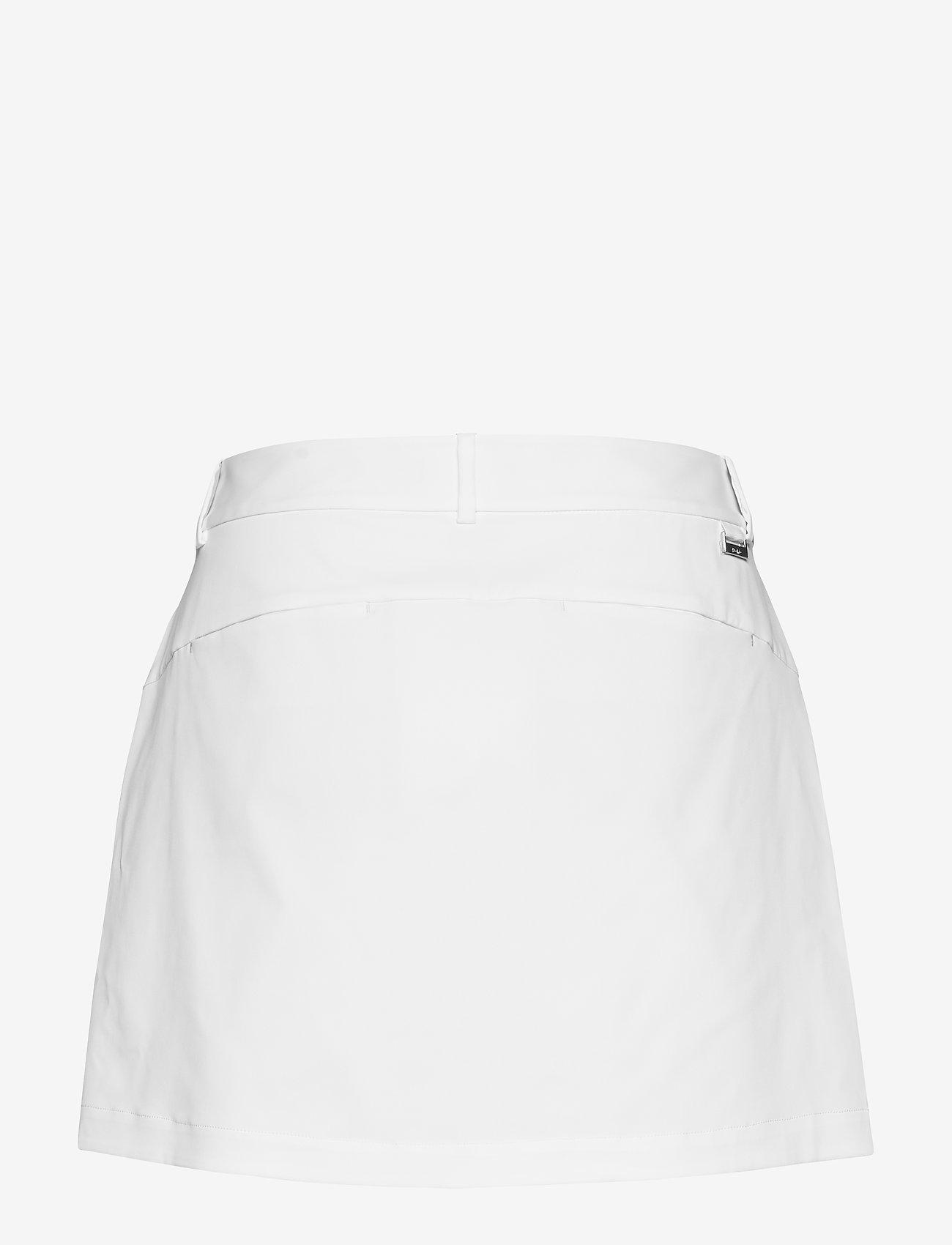 Ralph Lauren Golf - Satin Golf Skort - treningsskjørt - pure white - 1